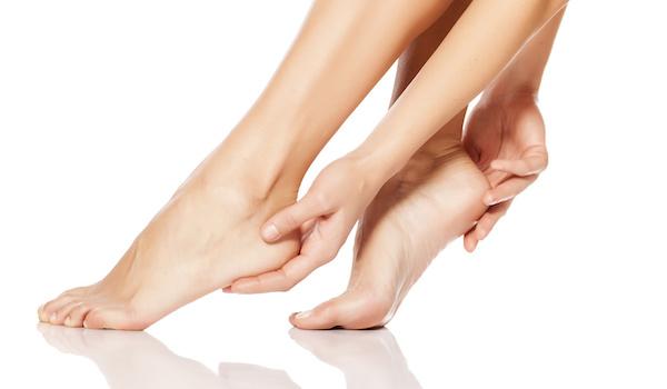 Naturkosmetik – Medizinische Fußpflege